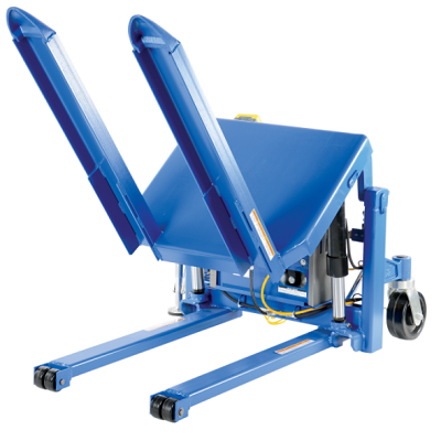 Portable Electric Pallet Tilter And Lift Table For Open