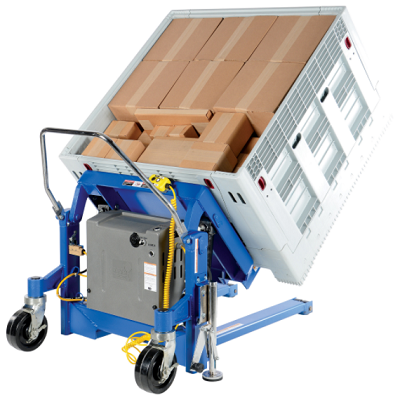 Electric Pallet Tilter Lift 7
