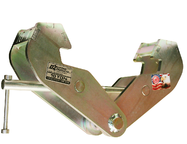 10 Ton 20000lb Capacity Beam Clamp Made In The Usa All