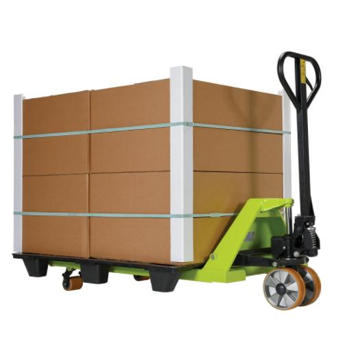 Vestil Pramac Hand Pallet Truck With Polyurethane Wheels 5