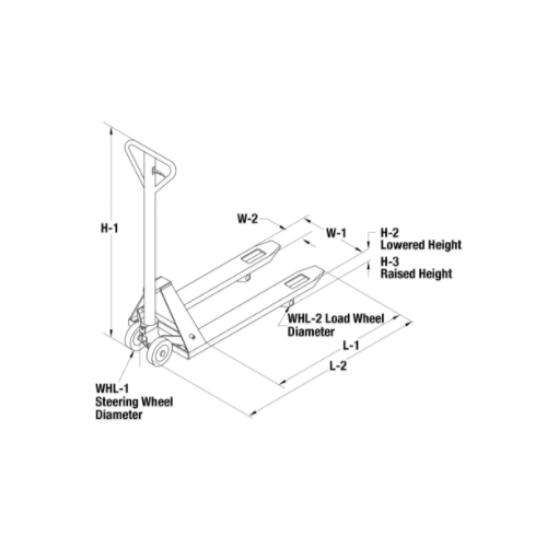 wesco telephone wiring diagram wiring diagram librarywesco cpii hand pallet  jack 5500 lb capacity 2 sizes