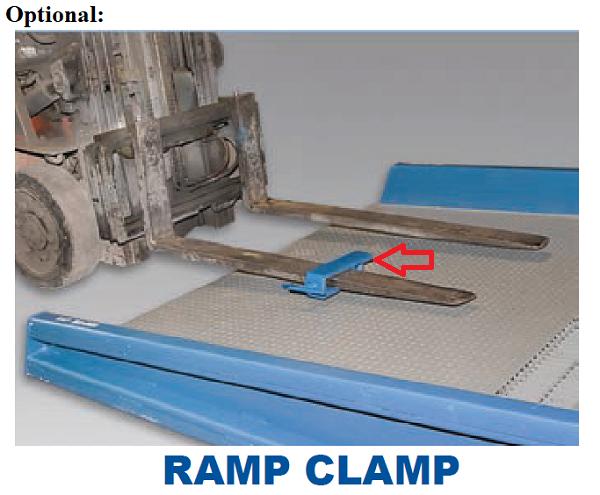 Steel Yard Ramp - 20000lb Capacity thumbnail