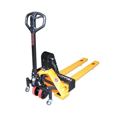 Adjustable Hand Pallet Truck 4