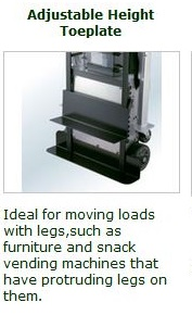 Escalera Staircat Motorized Stairclimber With Stacker