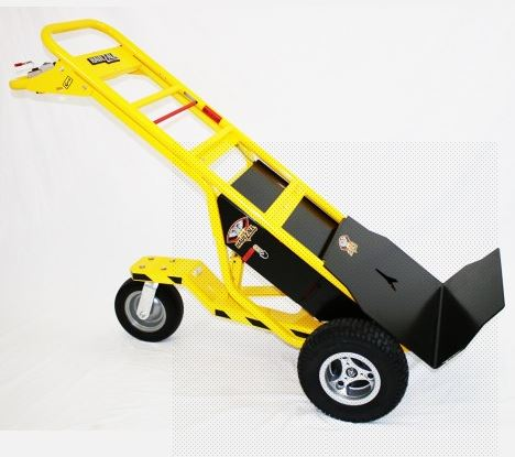 heavy duty electric hand truck - Heavy Duty Hand Truck
