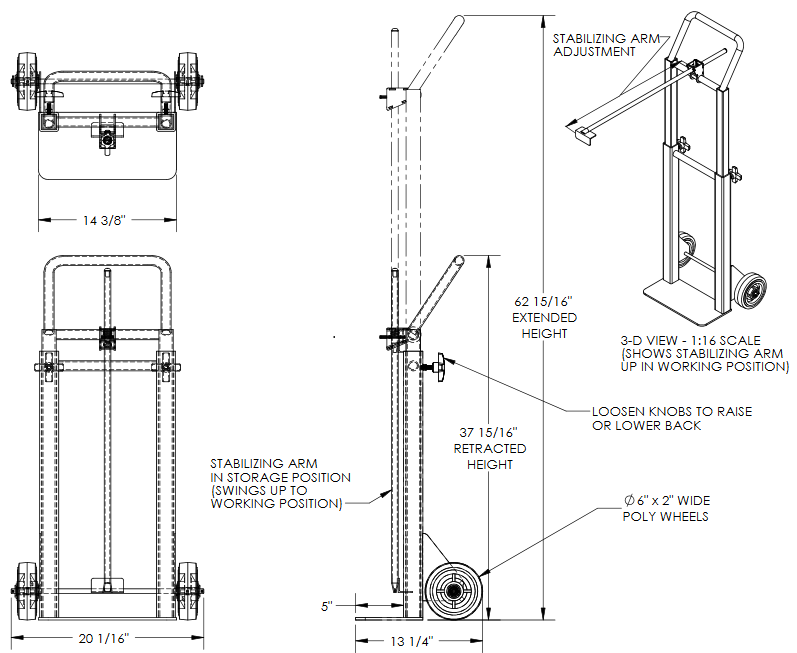 Filing Cabinet Hand Truck - Filing cabinet sizes