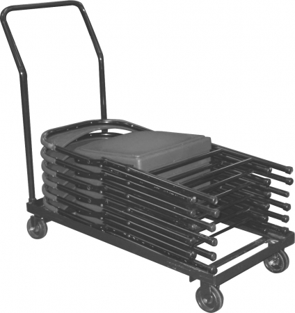 Horizontal Folding Chair Dolly Cart At Handtrucks2go Com