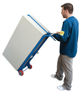 Filing Cabinet Hand Truck - Cabinet dolly