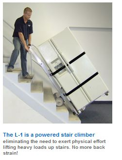500 Lb Stair Climber The