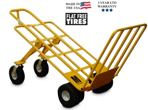 Multimover Xt Extra Large Model Hand Truck For Inflatables