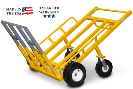 Monster Mover All Terrain Cart For Inflatables And Bounce