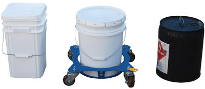 5 Gallon Container Drum Dolly 3
