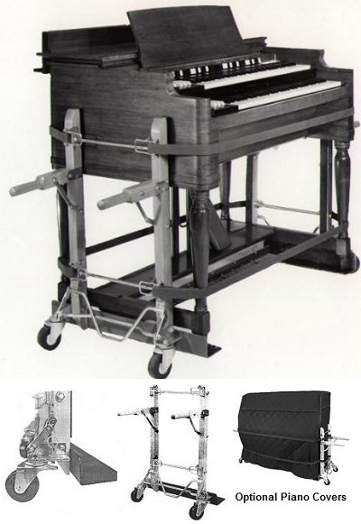 twin dolly piano mover trucks  great for appliances too