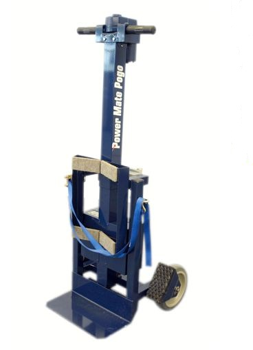 Electric Stair Hand Truck For Sanders And Oxygen Tanks