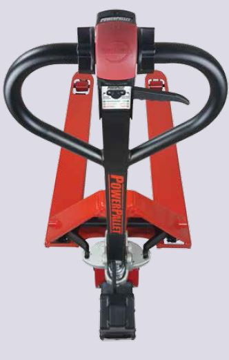 Powerpallet Will Convert Your Manual Pallet Jack Into A Manual Guide