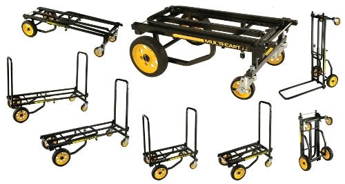 rock n roller cart 8 positions