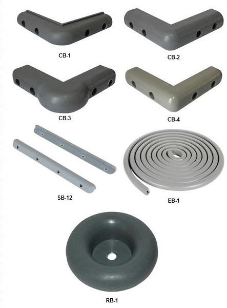 Zirgo 317544 Heat /& Sound Deadener for 81-90 VW In Cabin Stg2 Kit