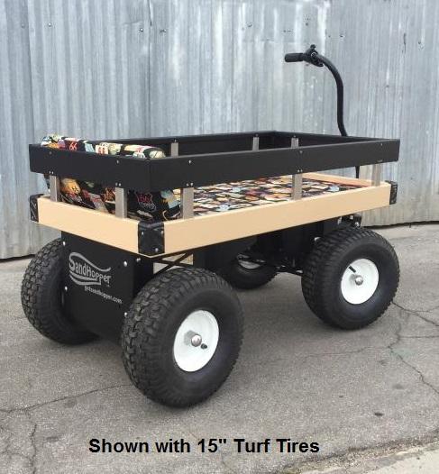 Electric Beach Wagon 12