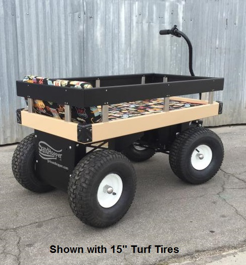 Beach Wagon Electric 12