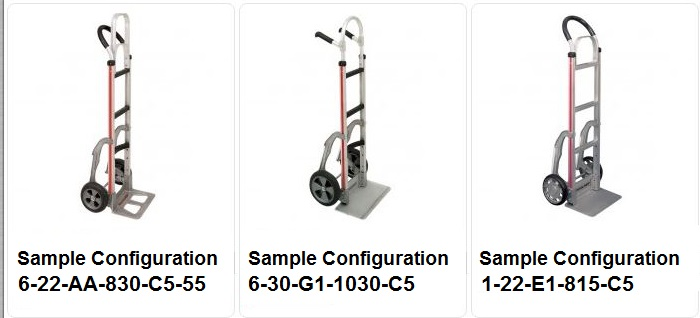 Build Your Own Magliner Hand Truck