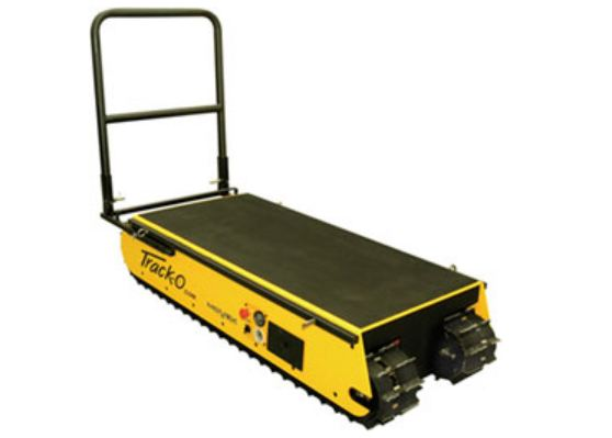Safest powered stair climber hand truck for Motorized hand truck dolly