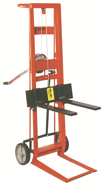 Lift Truck with Forks