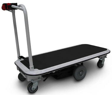 1500 Electric Battery Power Platform Cart Available In 4 Sizes