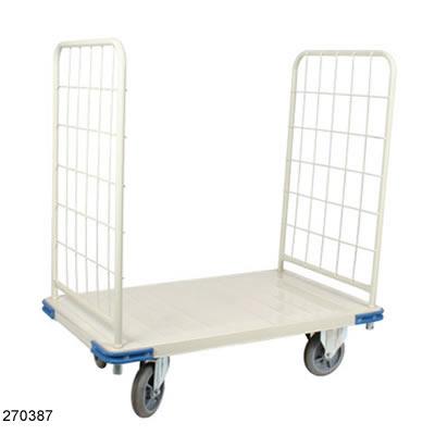 Tall Sides Platform Cart