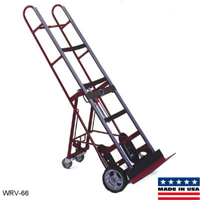 appliance vending hand truck manuel ratchet - Heavy Duty Hand Truck