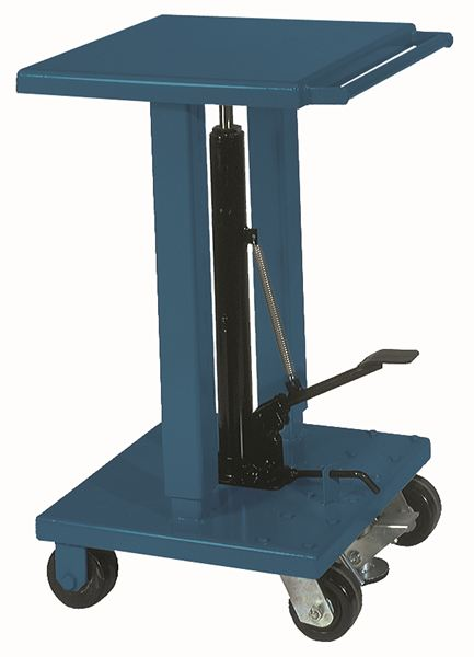 Wesco 1000 lb Hydraulic Lift Table with Foot Pump