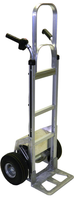 2 Wheel Battery Powered Electric Hand Truck