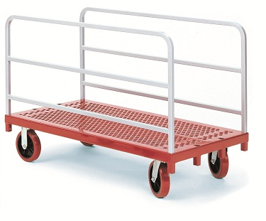 Heavy Duty Platform Truck & Panel Sheet Mover