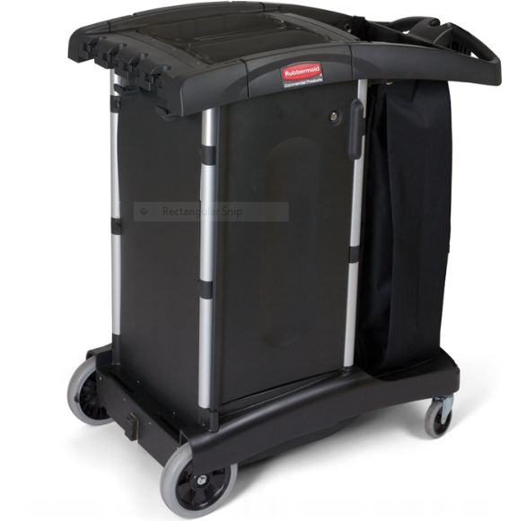 Small Cleaning Cart Handtrucks2go Com