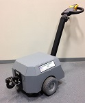 5000lb Motorized Electric Tugger with Pintle and Hook