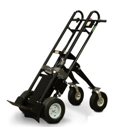 Battery Power Appliance Hand Truck For Level Surfaces