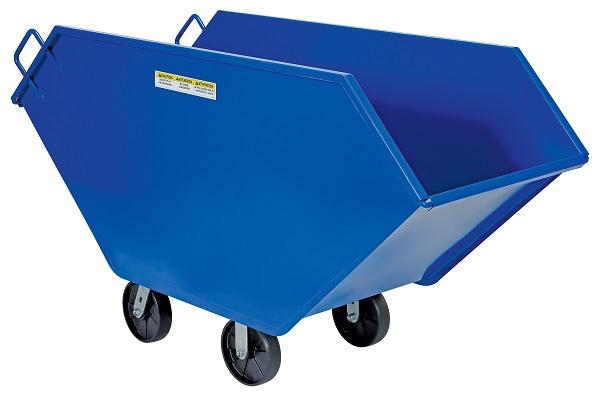 Chip and Waste Dump Hopper Trucks