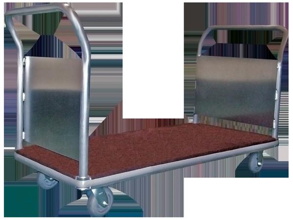 Airline Luggage Platform Flatbed Trucks