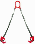 1 Ton Drum Lifting Chain Sling