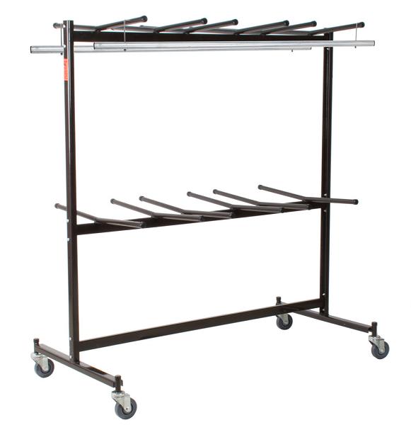 Chair Cart - Coat Hanger Combo