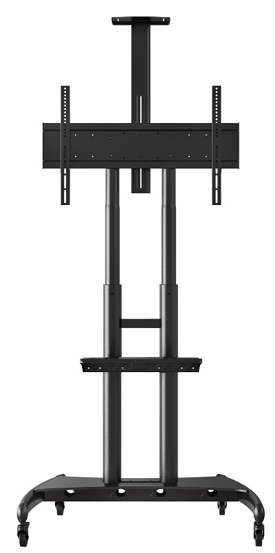 Adjustable Height Large Capacity LCD TV Stand