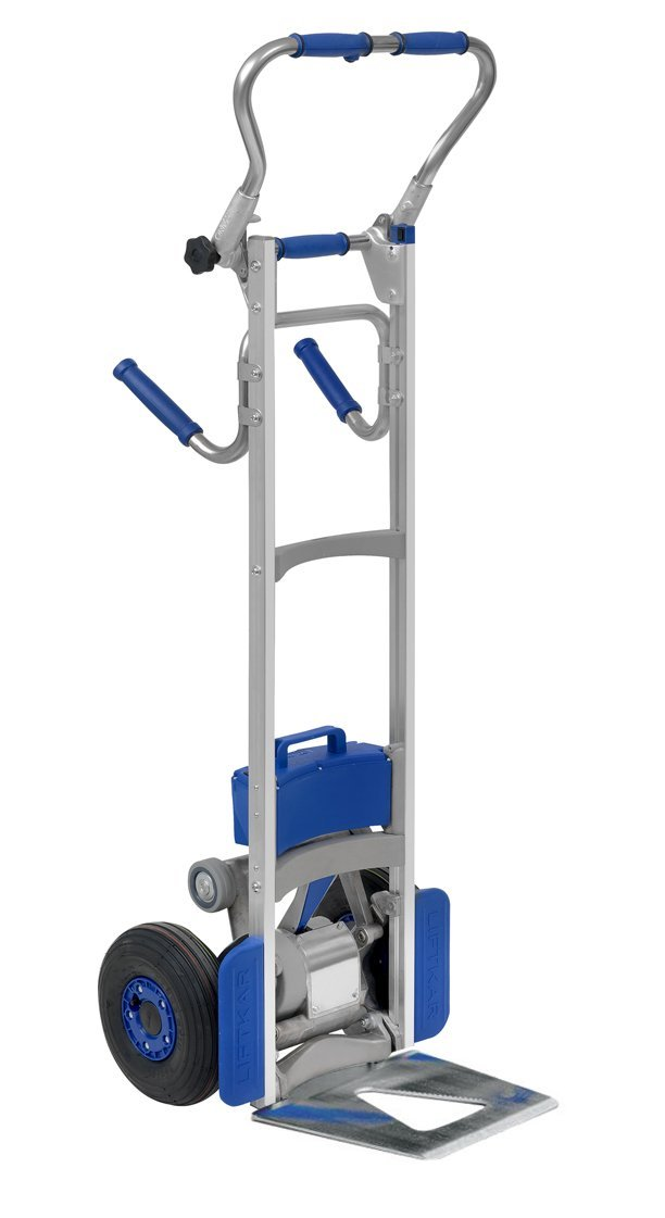 Wesco Liftkar Fold-L Battery Power Stair climber HandTruck