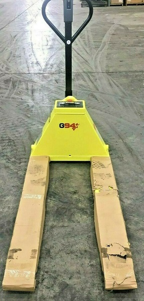 Fully Electric Pallet Jack - 3,300 lbs Capacity