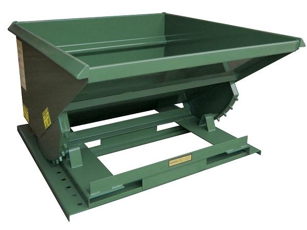 Steel Stackable Self-Dumping Hoppers