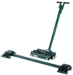 Hilman 3 Point Tri-Glide Roller System - 15 Ton