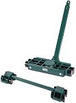 Hilman 3 Point Tri-Glide Roller System - 40 Ton