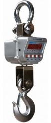 Adam Equipment IHSA 2000lb Hanging Digital Crane Scale