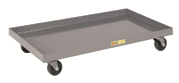 Little Giant All Steel Dolly with Lip Up - 1000 lb Capacity
