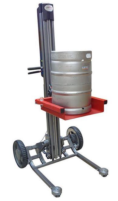 Magliner Liftplus Beer Keg Stacker