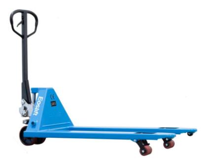 5500 lb Capacity Hand Pallet Truck