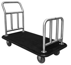Monarch Hotel Platform Luggage Hand Truck